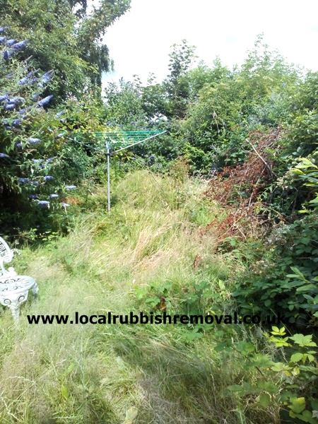 garden clearance grimsby local rubbish removal